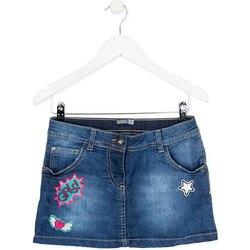 tekstylia Dziewczynka Spódnice Losan 724 7008AB Niebieski