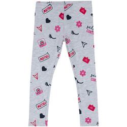 tekstylia Dziewczynka Legginsy Chicco 09025865000000 Szary