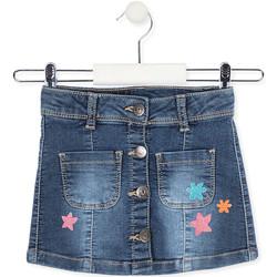 tekstylia Dziewczynka Spódnice Losan 016-7061AL Niebieski