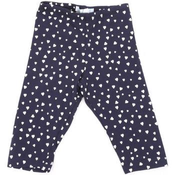 tekstylia Dziewczynka Legginsy Melby 70F5665 Niebieski