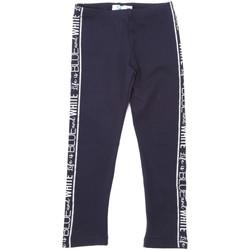 tekstylia Dziewczynka Legginsy Melby 70F5655 Niebieski