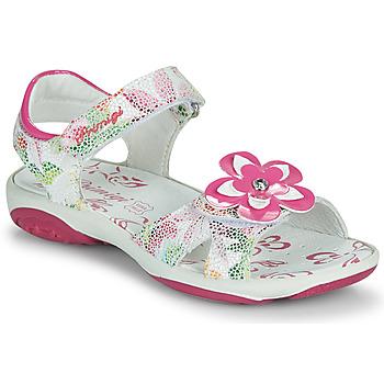 Buty Dziewczynka Sandały Primigi SARAH Biały / Multico