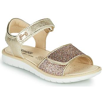 Buty Dziewczynka Sandały Primigi CYRIELLE Złoty