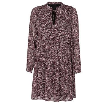 tekstylia Damskie Sukienki krótkie Ikks BS30035-35 Czerwony