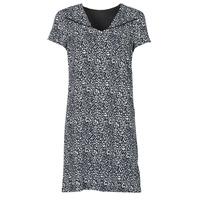 tekstylia Damskie Sukienki krótkie Ikks BS30005-02 Czarny
