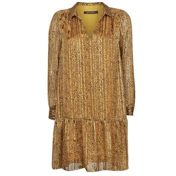 tekstylia Damskie Sukienki krótkie Ikks BS30195-75 Amber