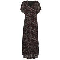tekstylia Damskie Sukienki długie Ikks BS30225-02 Wielokolorowy