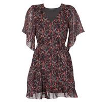 tekstylia Damskie Sukienki krótkie Ikks BS30205-02 Wielokolorowy