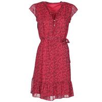 tekstylia Damskie Sukienki krótkie Ikks BS30355-38 Raspberry