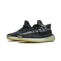 Buty Trampki niskie adidas Originals Yeezy Boost 350 V2 Carbon Carbon/Carbon-Carbon