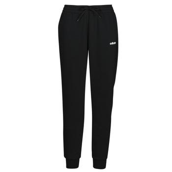 tekstylia Damskie Spodnie dresowe adidas Performance W E PLN PANT Czarny