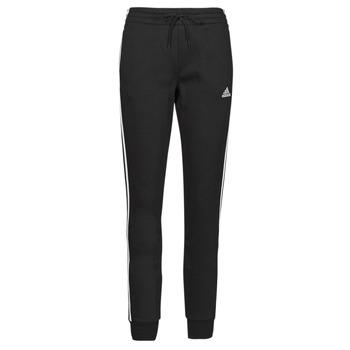 tekstylia Damskie Spodnie dresowe adidas Performance W 3S FL C PT Czarny