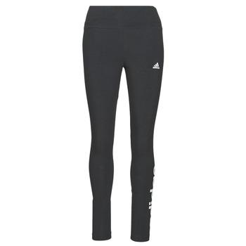 tekstylia Damskie Legginsy adidas Performance W LIN LEG Czarny