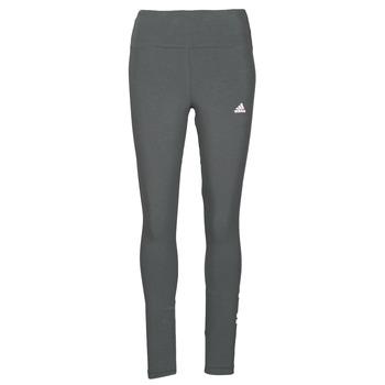 tekstylia Damskie Legginsy adidas Performance W LIN LEG Szary