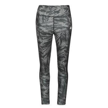 tekstylia Damskie Legginsy adidas Performance W UFORU 78 TIG Czarny