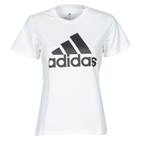 tekstylia Damskie T-shirty z krótkim rękawem adidas Performance W BL T Biały
