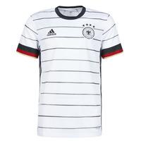 tekstylia Męskie T-shirty z krótkim rękawem adidas Performance DFB H JSY Biały