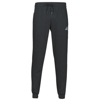 tekstylia Męskie Spodnie dresowe adidas Performance M 3S FL F PT Czarny