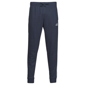 tekstylia Męskie Spodnie dresowe adidas Performance M 3S FL F PT Niebieski
