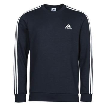 tekstylia Męskie Bluzy adidas Performance M 3S FT SWT Niebieski