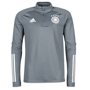 tekstylia Męskie Bluzy adidas Performance DFB TR TOP Szary