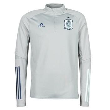 tekstylia Męskie T-shirty z krótkim rękawem adidas Performance FEF TR TOP Szary