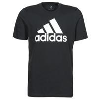tekstylia Męskie T-shirty z krótkim rękawem adidas Performance M BL SJ T Czarny