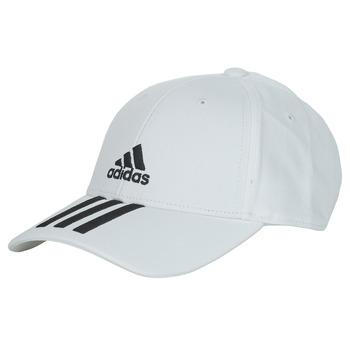 Dodatki Czapki z daszkiem adidas Performance BBALL 3S CAP CT Biały