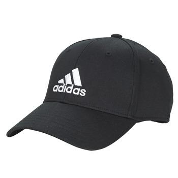 Dodatki Czapki z daszkiem adidas Performance BBALL CAP COT Czarny