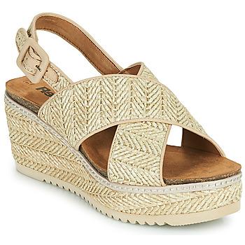 Buty Damskie Sandały Refresh AMELA Beżowy