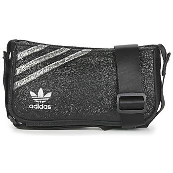 Torby Damskie Torby na ramię adidas Originals MINI AIRLINER Czarny