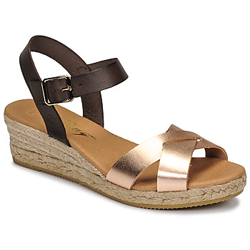 Buty Damskie Sandały Betty London GIORGIA Brązowy / Nude
