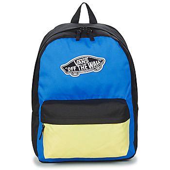 Torby Plecaki Vans WM REALM BACKPACK Victoria / Blue