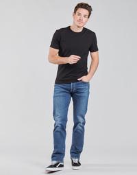 tekstylia Męskie Jeansy straight leg Levi's 501 LEVI'S ORIGINAL Niebieski