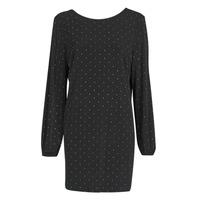 tekstylia Damskie Sukienki krótkie Guess SORAYA Dress Czarny
