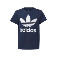 tekstylia Dziecko T-shirty z krótkim rękawem adidas Originals GD2679 Niebieski
