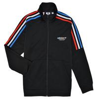 tekstylia Dziecko Bluzy dresowe adidas Originals GN7482 Czarny