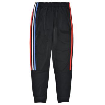 tekstylia Dziecko Spodnie dresowe adidas Originals GN7485 Czarny