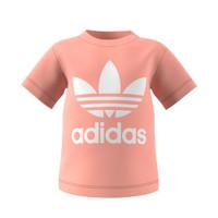 tekstylia Dziecko T-shirty z krótkim rękawem adidas Originals GN8176 Biały