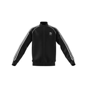 tekstylia Dziecko Bluzy dresowe adidas Originals GN8451 Czarny