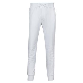 tekstylia Męskie Spodnie dresowe Versace Jeans Couture DERRI Biały / Złoty