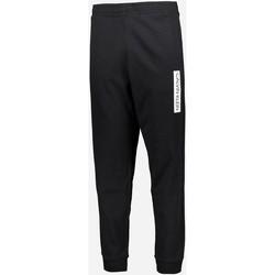 tekstylia Męskie Spodnie dresowe Calvin Klein Jeans 00GMT0P706 Czarny