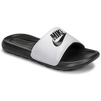 Buty Męskie klapki Nike VICTORI BENASSI Czarny / Biały