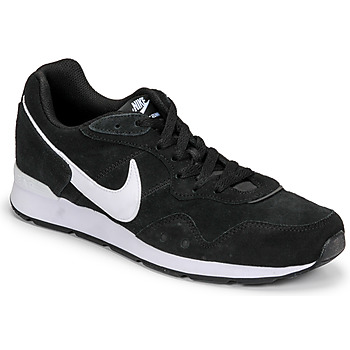 Buty Męskie Trampki niskie Nike VENTURE RUNNER SUEDE Czarny / Biały