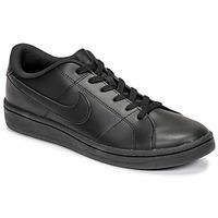 Buty Męskie Trampki niskie Nike COURT ROYALE 2 LOW Czarny
