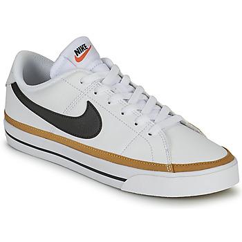 Buty Damskie Trampki niskie Nike COURT LEGACY Biały / Niebieski