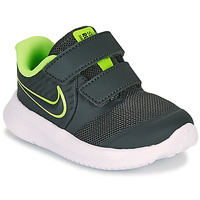 Buty Chłopiec Multisport Nike STAR RUNNER 2 TD Czarny / Zielony