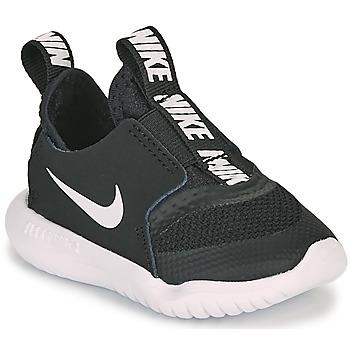 Buty Dziecko Multisport Nike FLEX RUNNER TD Czarny / Biały