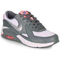 Buty Dziewczynka Trampki niskie Nike Air Max Excee GS Szary