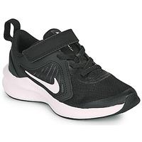 Buty Dziecko Multisport Nike Downshifter 10 PS Czarny / Biały